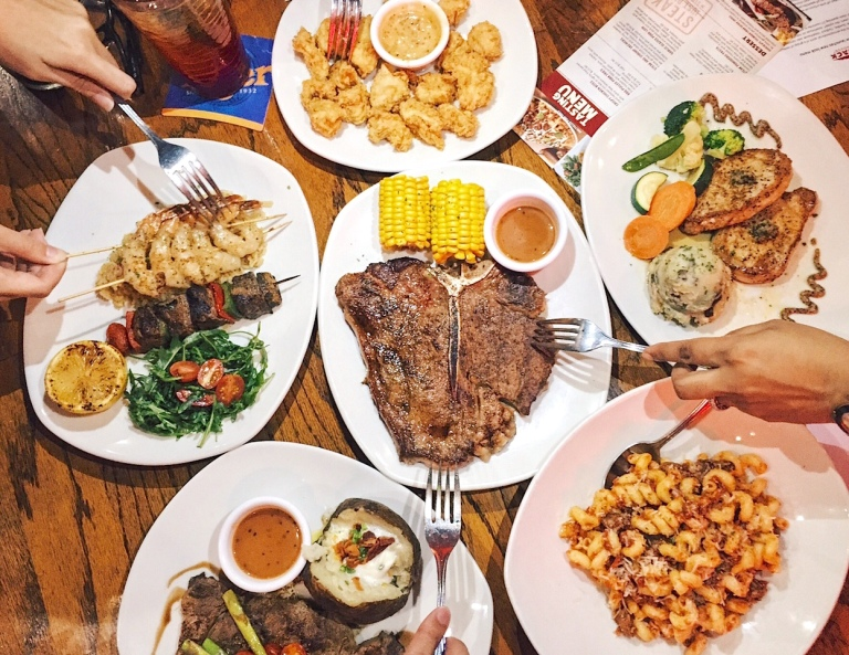 Outback Steakhouse Singapore